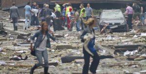 Om jihadistene har mistet sine områder i Syria og Irak betyr ikke det at de er slått. Står vi overfor nye terrorhandlinger i  Afghanistan eller f.eks. Europa?