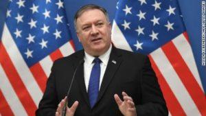 USA truer nå Storbritannia: Hold dere unna Huawei, ellers...