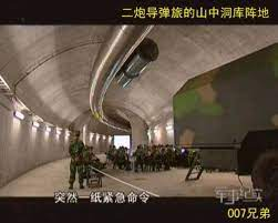"""China's """"Underground Great Wall"""" and Nuclear Deterrence - Jamestown"""